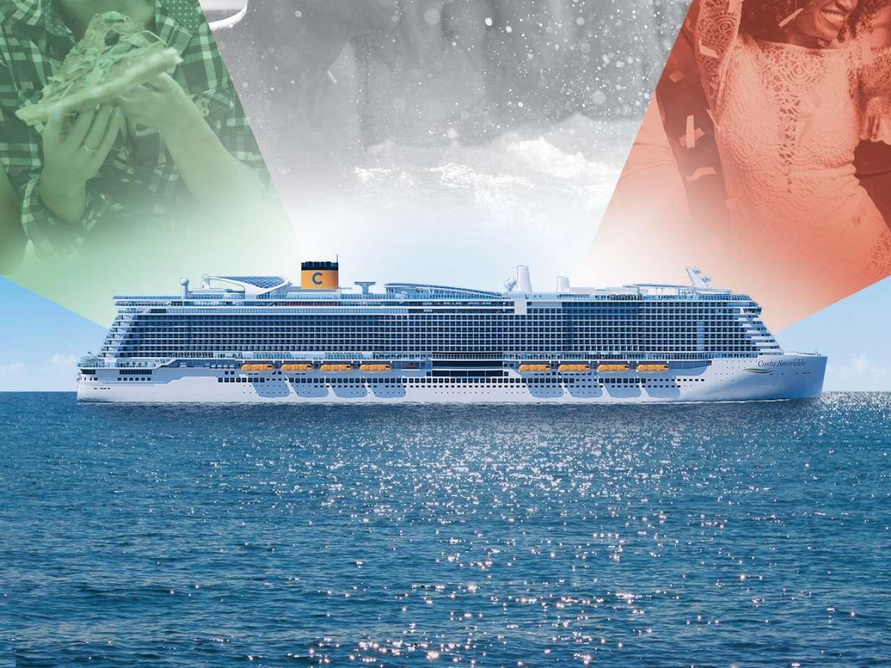 Costa Crociere riparte il 1° maggio 2021